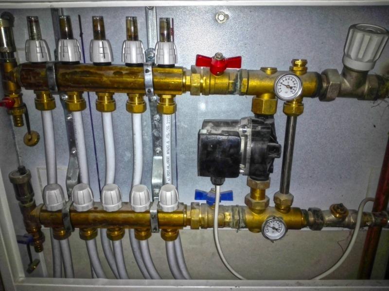 Фрагмент МП трубопровода