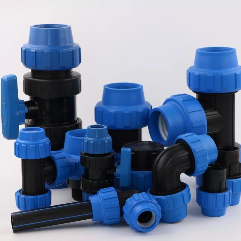 Набор пластиковых соединений