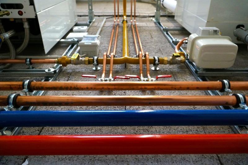 Внутренний трубопровод