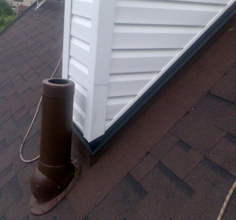 Фановая труба для канализации в частном и многоквартирном доме: назначение и установка